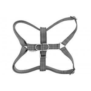 Dog harness ACTIVE gray