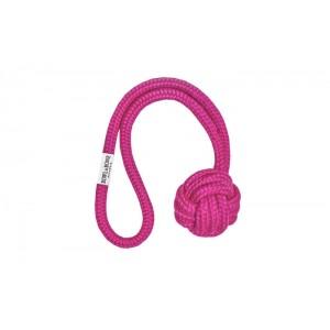 Dog toy BULLET pink